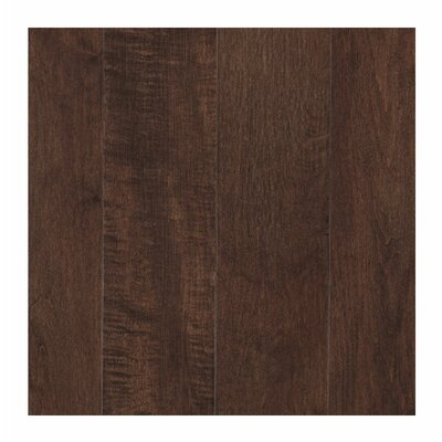 Randhurst Map SWF 5 Solid Oak Maple Hardwood Flooring in Coffee