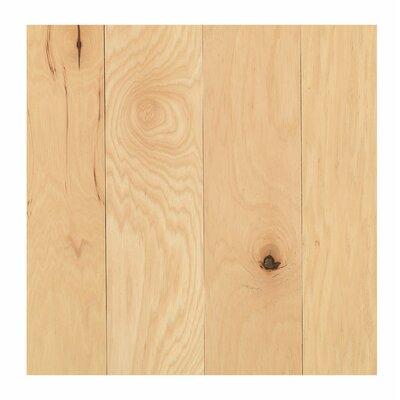Randhurst Map SWF 5 Solid Hickory Hardwood Flooring in Natural