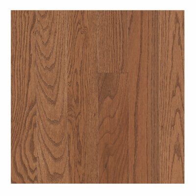 Randhurst SWF 2-1/4 Solid Oak Hardwood Flooring in Gunstock