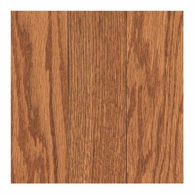 Walbrooke 3-1/4 Solid Oak Hardwood Flooring in Rich Gunstock