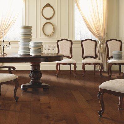 Brogandale 5 Engineered  Maple Hardwood Flooring in Light Amber