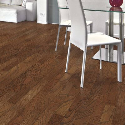 Taylors Random Width Engineered Oak Hardwood Flooring in Oxford