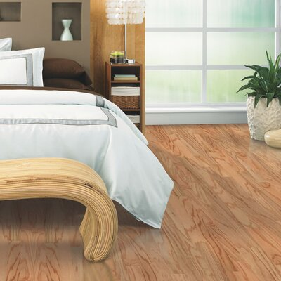Palacio Random Width Hardwood Flooring in Red Natural