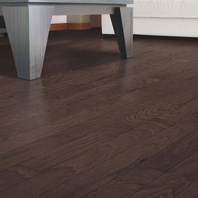 Greighley Random Width Engineered Oak Hardwood Flooring in Stonewash