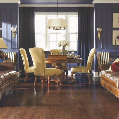 Oakbrooke Random Width Engineered Oak Hardwood Flooring in Oxford