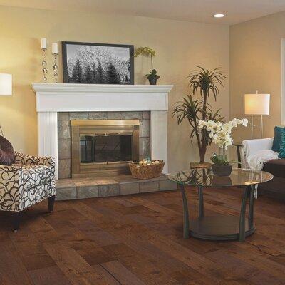 Arbordale Random Width Engineered Oak Hardwood Flooring in Barnwood