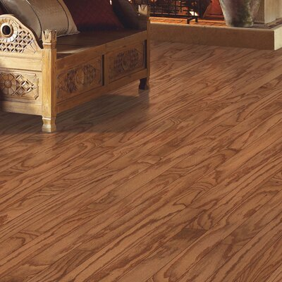 Palacio Random Width Engineered Oak Hardwood Flooring in Golden