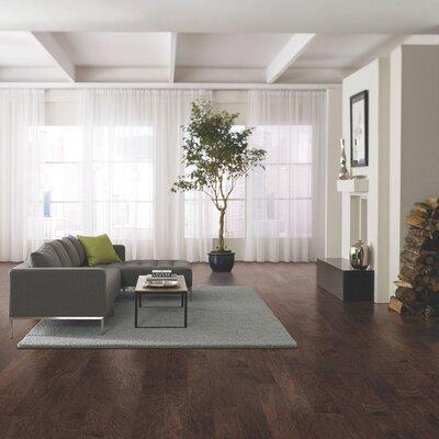 Randhurst 5 Engineered Hickory Hardwood Flooring in Sable