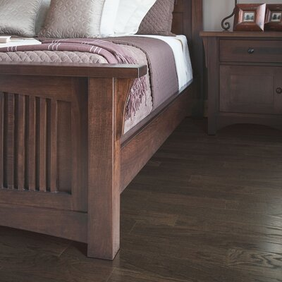 American Loft Oak Hardwood Flooring in Stonewash