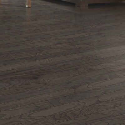 Randhurst Random Width Engineered Oak Hardwood Flooring in Shale