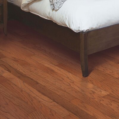 Taylors Random Width Engineered Oak Hardwood Flooring in Autumn