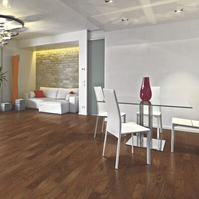 Taylors Random Width Engineered Oak Hardwood Flooring in Oxford