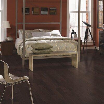 Palacio Random Width Hardwood Flooring in Chocolate