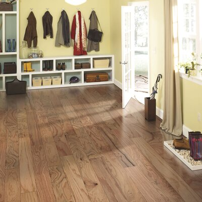 Randhurst 5 Engineered Oak Hardwood Flooring in Red Natural