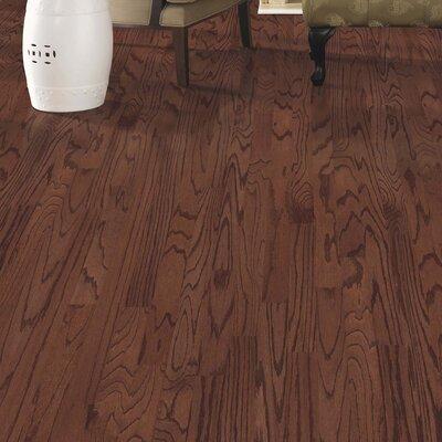 Palacio Random Width Engineered Oak Hardwood Flooring in Cherry