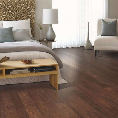 Bay Hills 5 Engineered Hardwood Flooring in Terrace Brown