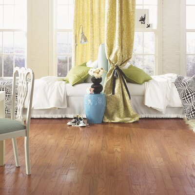 Oakbrooke Random Width Engineered Oak Hardwood Flooring in Golden