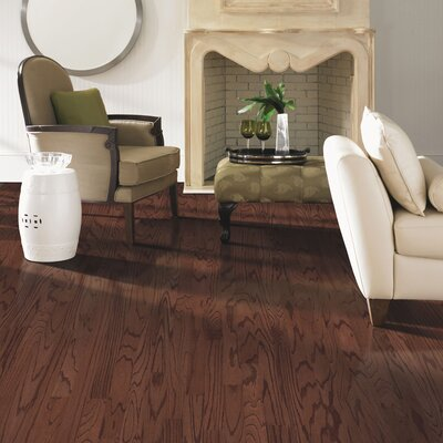 Palacio Random Width Hardwood Flooring in Cherry