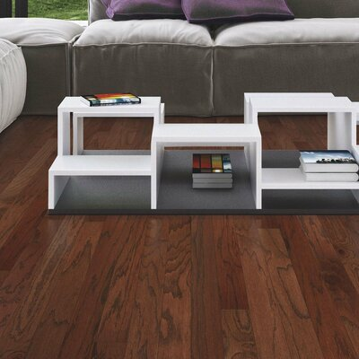 Taylors Random Width Engineered Oak Hardwood Flooring in Cherry