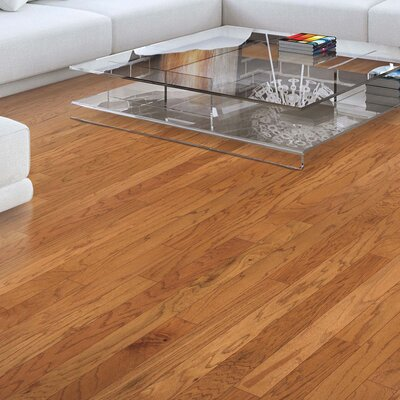 Taylors Random Width Engineered Oak Hardwood Flooring in Golden