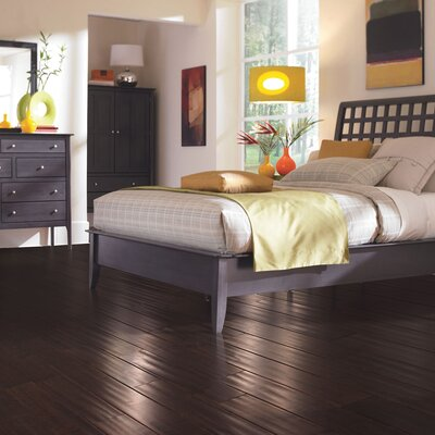 Brogandale 5 Engineered Maple Hardwood Flooring in Cognac