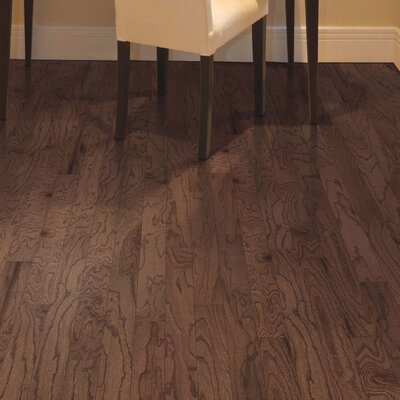 Randhurst Random Width Engineered Oak Hardwood Flooring in Saddle