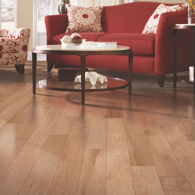 Randhurst 5 Engineered Maple Hardwood Flooring in Crema