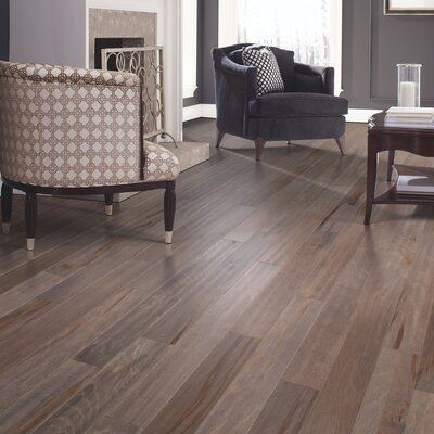 Ageless Allure 5 Engineered Hardwood Flooring in Fashion Gray