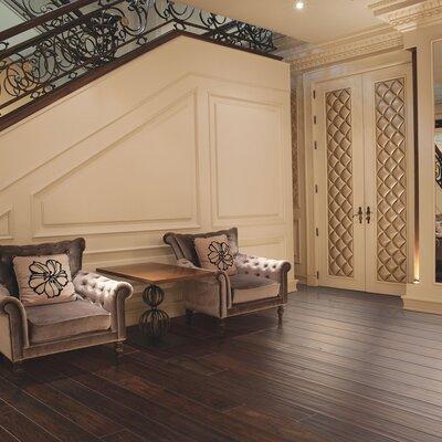 Westland 5 Engineered Hickory Hardwood Flooring in Espresso