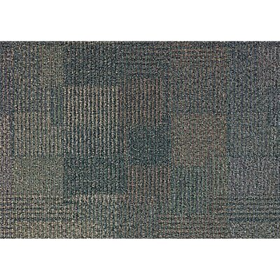 Candia 24 x 24 Carpet Tile in Motion