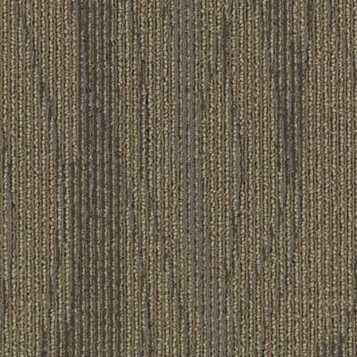 Basel 24 x 24 Carpet Tile in Lasting Impression