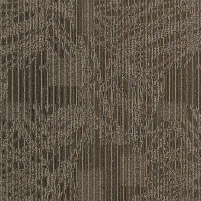 Rhodes 24 x 24 Carpet Tile in Individual Twist