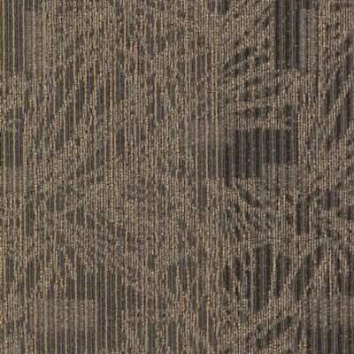 Rhodes 24 x 24 Carpet Tile in Defined Sculpture
