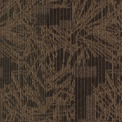 Rhodes 24 x 24 Carpet Tile in Rethinking Form