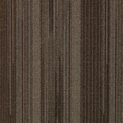 Minsk 24 x 24 Carpet Tile in Lateral Surface