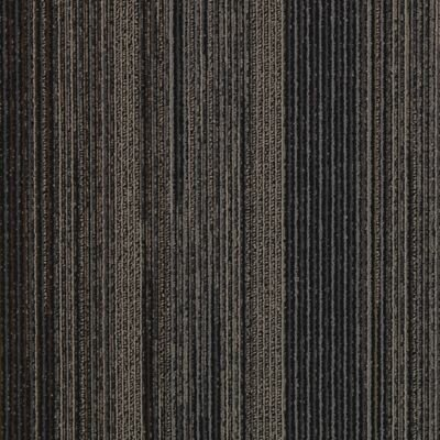 Minsk 24 x 24 Carpet Tile in Reflective Symmetry