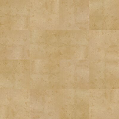 Petrology 36 x 36 x 5mm Luxury Vinyl Tile in Citrine