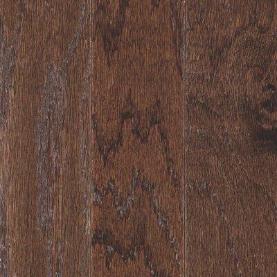 American Loft Oak Hardwood Flooring in Chocolate