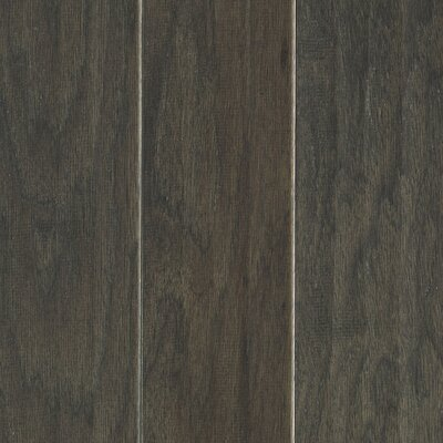 Hinsdale 5 Engineered Hickory Hardwood Flooring in Charcoal