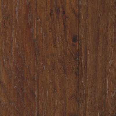 Hinsdale 5 Engineered Hickory Hardwood Flooring in Chocolate