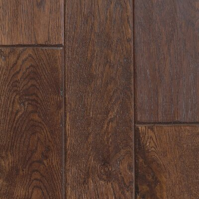 Stately Manor 5 Engineered Oak Hardwood Flooring in Saddle