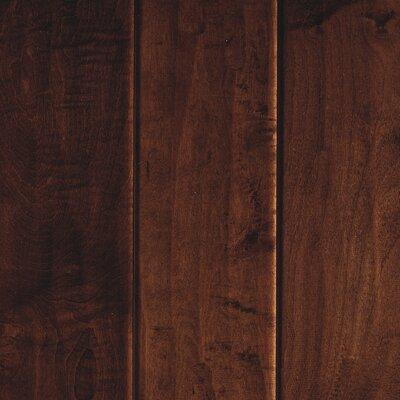 Stately Manor 5 Engineered Maple Hardwood Flooring in Dark Auburn