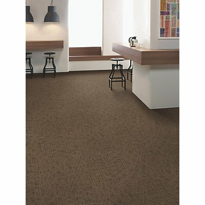 Belgrade 24 x 24 Carpet Tile in Vivid Palette