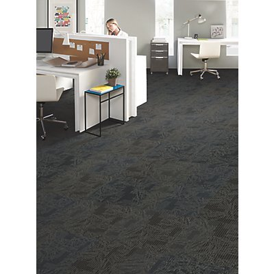 Rhodes 24 x 24 Carpet Tile in Functional Space