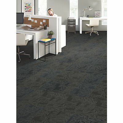 Rhodes 24 x 24 Carpet Tile in Designing Point