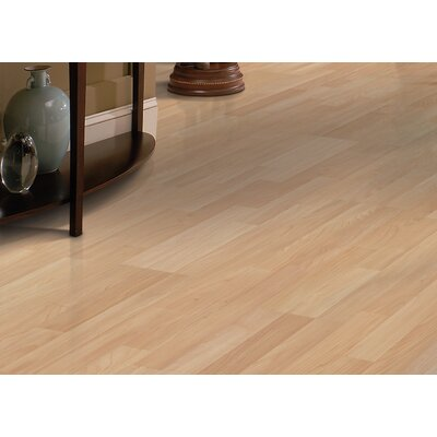 Copeland 8 x 47 x 8mm Oak Laminate Flooring in Natural Maple