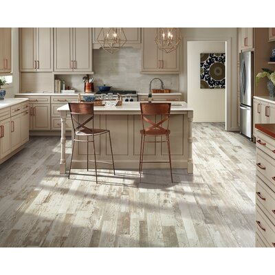 Cashe Hills 7.5 x 47.25 x 7.87mm Pine Laminate Flooring in White