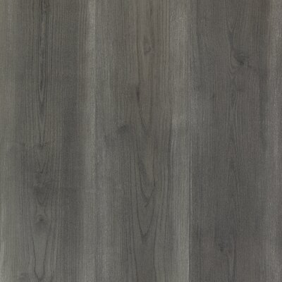 7.5 x 47.25 x 8mm Pine Laminate in Gray Slate