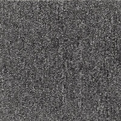 Cutler 24 x 24 Carpet Tile in Carbon Char