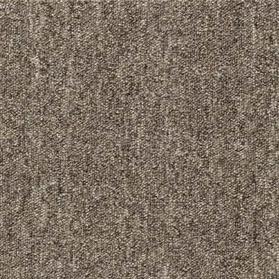 Cutler 24 x 24 Carpet Tile in Biscotti Crunch